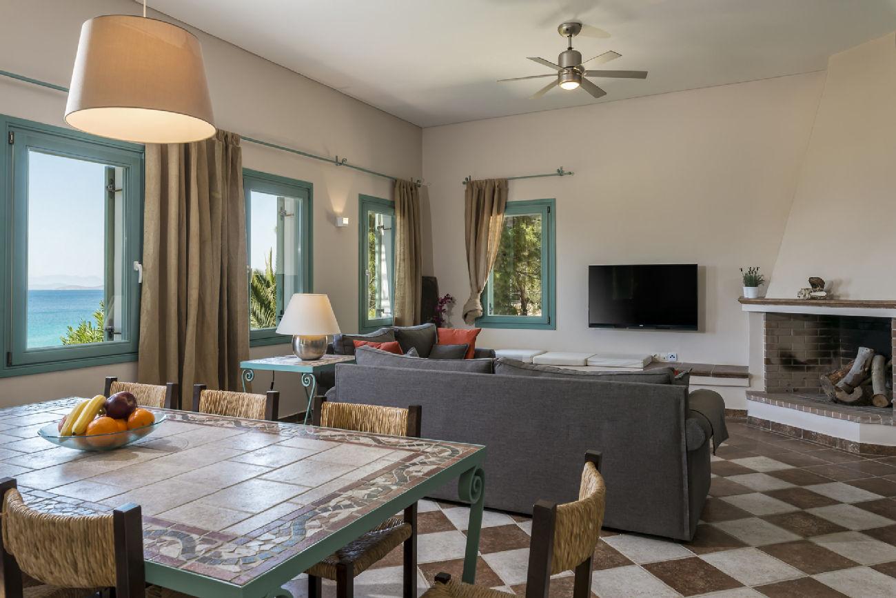 Electra Villa Porto Heli Interior View23