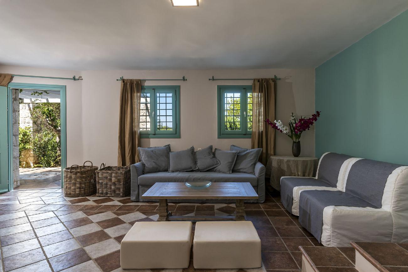 Electra Villa Porto Heli Interior View28
