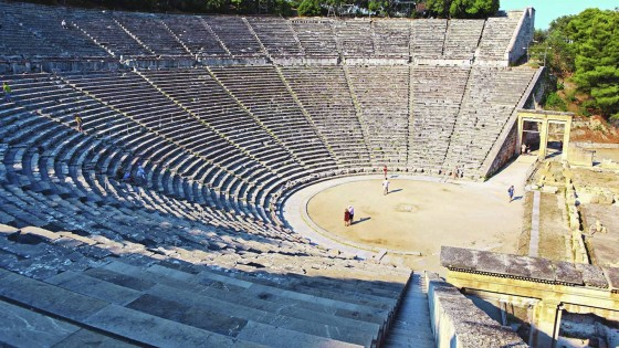 EPIDAVROUS THEATER